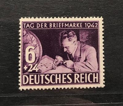 DR, Deutsches Reich, Mi.811