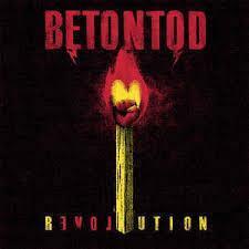 Betontod revolution LP white vinyl