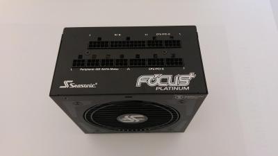 Seasonic Focus Plus Platinum - 750W (SSR-750PK)
