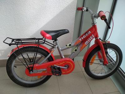 """Dětské kolo (16"""" kola)"""