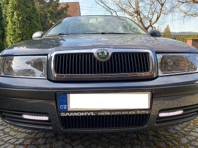 Škoda Octavia Tour 1.6 MPI 75kW