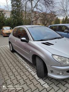 Peugeot 206 1.6 80kw quiksilver