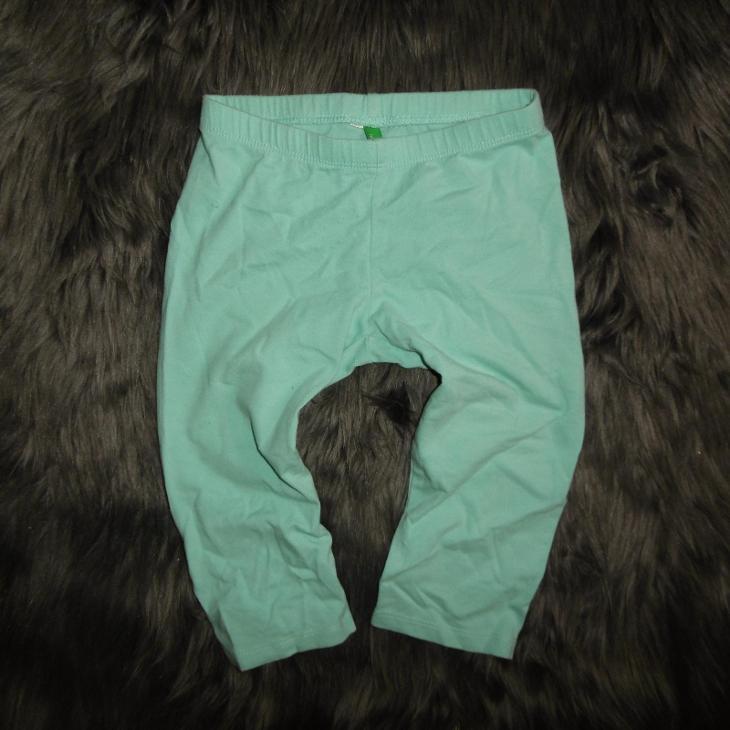 Benetton 7/8 legíny 6-8 let, vel 122/128 - Oblečení