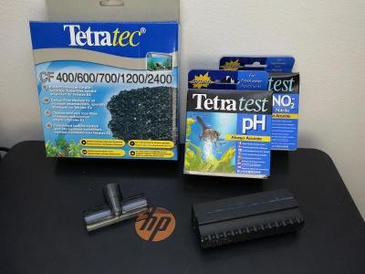 Tetratec Test Ph, No, Magnetická Stěrka