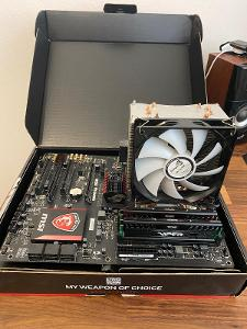 Msi 970 gaming / amd 6300 / 24 GB ram