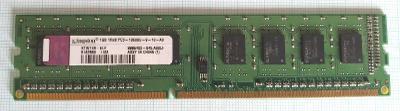 Paměť RAM do PC Kingston KTW149-ELF 1GB 1333MHz DDR3