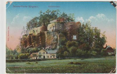 Sloup - Nový Bor - Česká Lípa - hrad