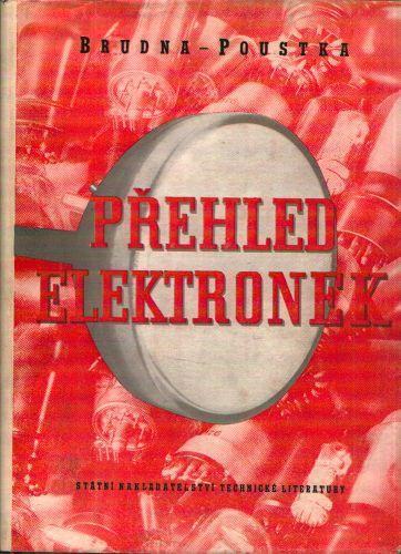 PŘEHLED ELEKTRONEK - Brunda