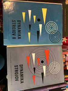 Dynamika strojov I, II - kol. autoru SAV 1963,66