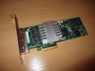 HP Intel 4x1GB sitova karta PCIe