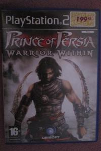 PRINCE OF PERSIA-WARRIOR WITHIN