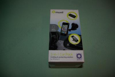 Muvit držák 3v1 pro IPHONE 4