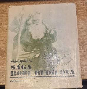 Sága rodu Budilova, Olga Spalová