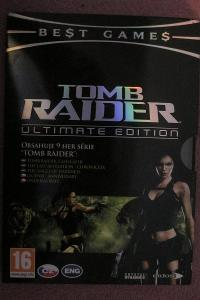 TOMB RAIDER ULTIMATE EDITION CZ