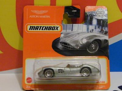 1956 ASTON MARTIN DBRI 44/100 - MATCHBOX