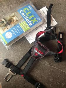 Bezpečnostní postroj do auta pro psa