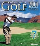 ***** Microsoft golf 2001 edition (CD) ***** (PC)