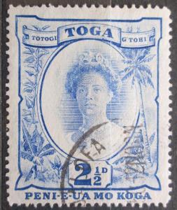 Tonga 1934 Královna Salote Mi# 58 0132