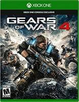 ***** Gears of war 4 ***** (Xbox one)