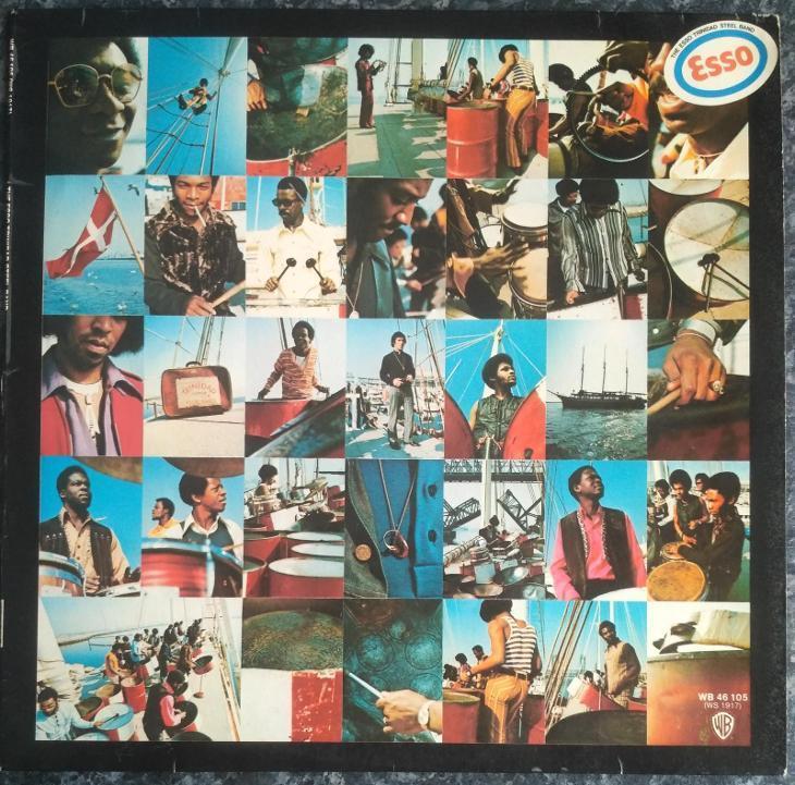 LP The Esso Trinidad Steel Band - Esso - Hudba
