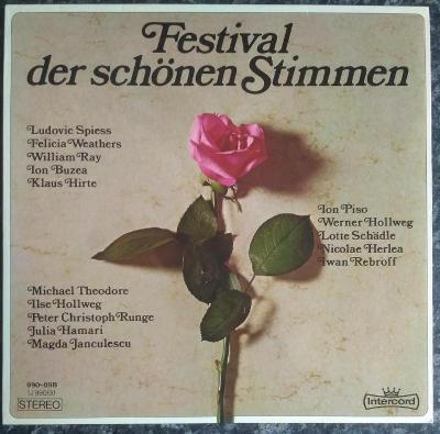 LP Festival der Schönen Stimmen