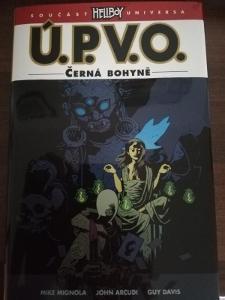 Ú. P. V. O. - 11 - Černá bohyně