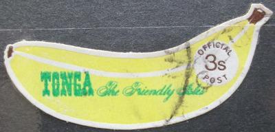 Tonga 1972 Banán Mi# 416 0132