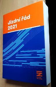 Jízdní řád 2021 SŽDC