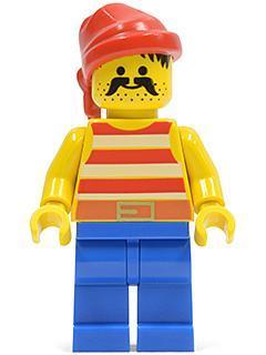 LEGO figurka piráti