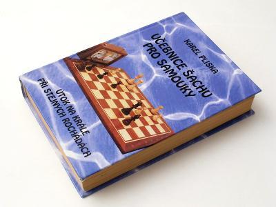 #2695A Učebnice šachu pro samouky Útok na krále při stejných rochádách
