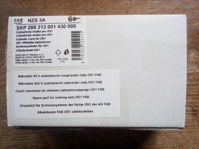 nové FAB OS1 s bezpečnostní kartou