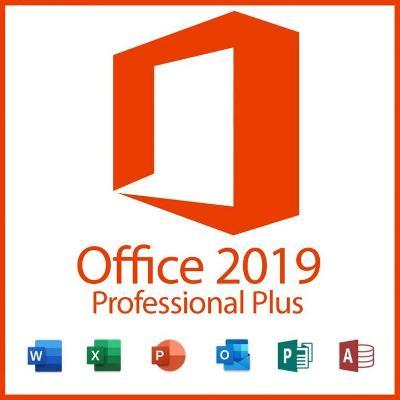 Microsoft Office 2019 Professional plus - aktivační klíč
