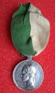 RU-FJ1. : Tyrolská pamětní medaile z roku 1848 od 1 Kč !  R