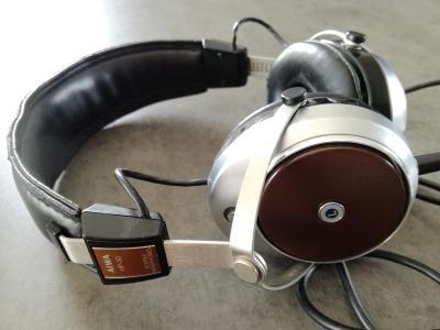 AIWA HP-30: rok 1977 sluchátka v perfektním stavu