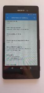 # Mobilní telefon Sony Xperia M4 Aqua (E2303) Black TOP STAV - A256