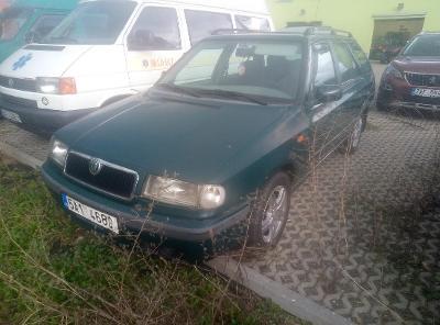 Škoda Felicia GLX 1,6 kombi