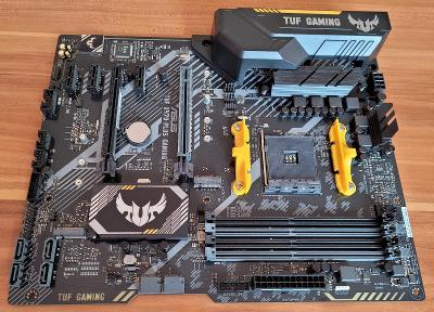 ASUS TUF X470-Plus Gaming AM4 deska