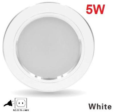 Podhledové LED svítidlo 5W (Warm white) - AKCE !