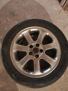 Originál disk škoda + pneu