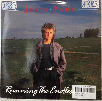 LP John Parr - Running The Endless Mile, 1986 EX