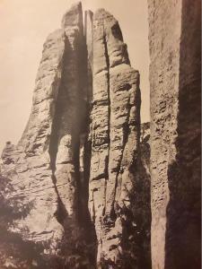 Český Ráj modlidba skal