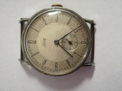 Starožitné hodinky Lanco