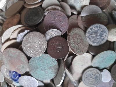 Starožitné mince