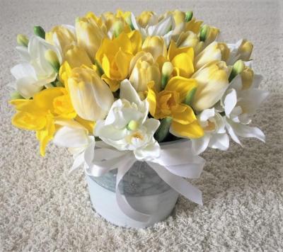 Květinová dekorace