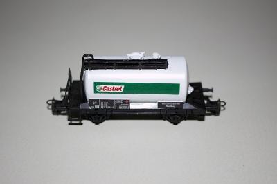 vagónek TT
