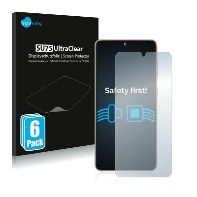 6x Ochranná fólie - Samsung Galaxy S21 5G