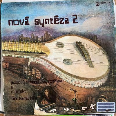 Jazzový Orchestr Čs. Rozhlasu* A M. Efekt – Nová Syntéza 2 - LP vinyl
