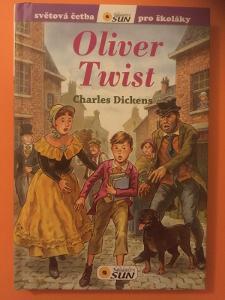 OLIVER TWIST Charles Dickens jako nová