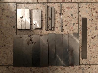 Polotovary soustružnických nožů