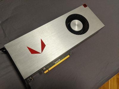 AMD Radeon Vega 64 8GB HBM2 - nefunkční, čtěte!